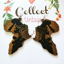 fashion carved wooden earrings  NHAAX335525