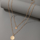collier sauvage simple mode rond NHGY335793