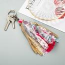 new alloy long tassel handmade keychain NHLN335689