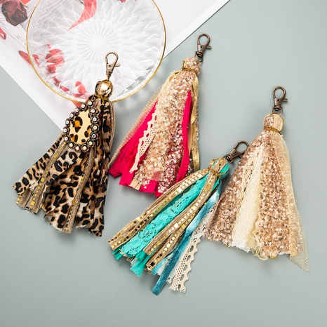 bohemia alloy lobster lace keychain NHLN335631's discount tags