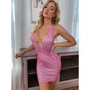 new fashion halter strap dress NHIS335612