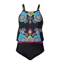 fashion printing sling large size swimwear  NHHL335752