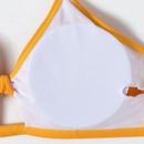 fashion row rope high waist swimwear  NHHL335766