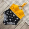 NHHL1553727-Yellow+polka-dot-2XL