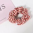 NHAMD1554638-Small-checkered-hair-band-red