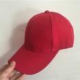 NHAMD1554649-Velcro-light-board-curved-brim-hat-red-adjustab