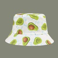 NHAMD1554888-Avocado-Fisherman-Hat-White-M-(56-58cm)