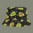 NHAMD1554889-Avocado-Fisherman-Hat-Black-M-(56-58cm)