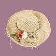 NHAMD1554874-Orange-Rice-Flower-Vine-Beige-M-(56-58cm)