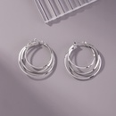 Exaggerated Fashion Earrings NHMD336178