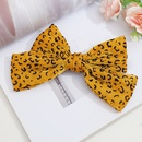 fashion floral big bow hairpin  NHAU335853