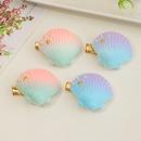 Korean Fantasy Shell Hairpin  NHAU335861