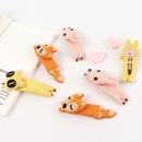 Korean animal hairpin wholesale NHAMD335892