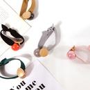 Korea macaron color hair rope wholesale NHAMD335893
