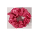 fashion sequined solid color hair scrunchies NHAMD335894