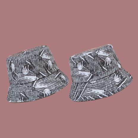 Sombrero de pescador de sombrilla de cara coreana al por mayor NHAMD335960's discount tags