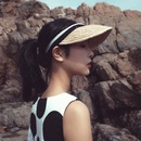 simple empty top straw hat  NHALD335992