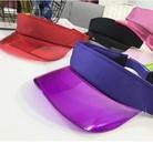 Fashion sunshade empty top breathable sun hat NHALD336006