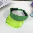 NHALD1555020-Green-light-version-pvc-empty-top-hat-adjustabl