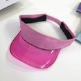 NHALD1555021-Pink-light-version-pvc-empty-top-hat-adjustable