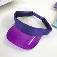 NHALD1555022-Purple-light-version-pvc-empty-top-hat-adjustab
