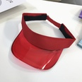 NHALD1555025-Red-light-version-pvc-empty-top-hat-adjustable