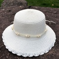 NHANS1555235-Lace-pot-hat-(milk-white)-M-(56-58cm)