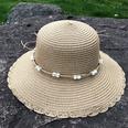 NHANS1555236-Lace-pot-hat-(khaki)-M-(56-58cm)