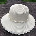 NHANS1555239-Lace-pot-hat-(beige)-M-(56-58cm)