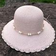 NHANS1555243-Lace-pot-hat-(lotus-root-pink)-M-(56-58cm)
