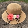 NHANS1555258-Three-rows-of-flowers-(khaki)-M-(56-58cm)