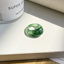 simple transparent resin ring  NHPJ336236