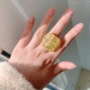 hip hop stacking resin ring  NHJQ336295