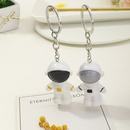Fashion Astronaut Resin Keychain NHNZ336395