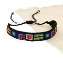 Bhmisches geometrisches Muster Miyuki Perlen gewebtes Armband NHGW336415