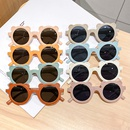 Childrens Morandi Bear AntiUV Rainbow Glasses NHNA336431