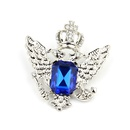 Fashion rhinestone crown brooch wholesale NHAYN336554