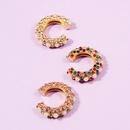 fashion Cshaped pearl ear bone clip  NHAYN336572