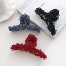 simple lace flower catch clip NHWB336656
