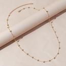 Korean star alloy waist chain wholesale NHPS336673