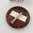 NHWB1557596-With-diamonds-~-a-word-pearl-clip-about-8cm