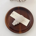 NHWB1557599-Silver~Pearl-clip-about-6.5cm