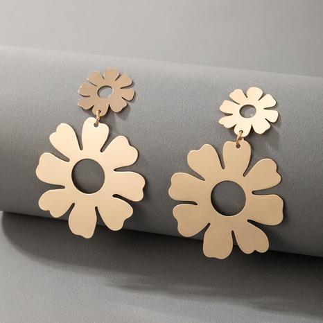 pendientes de flores de aleación de estilo bohemio NHGY336743's discount tags