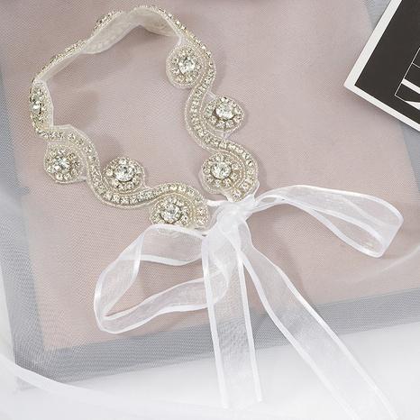 Mode Braut Strass Bogen Stirnband Großhandel NHAU336798's discount tags