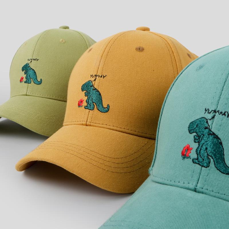 Korean embroidered flower sunscreen cap wholesale NHAMD336807