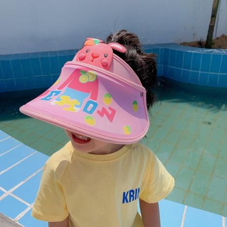 chapeau de soleil pour enfants NHCM336836's discount tags