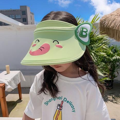 chapeau de soleil crème solaire animal de dessin animé NHCM336839's discount tags
