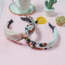 fashion printing wide brim headband NHWB336854