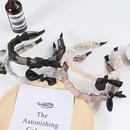 Korean lace mesh chiffon headband  NHWB336865