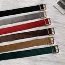 fashion solid color woolen belt  NHWP336888